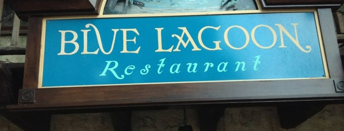 Blue Lagoon Restaurant is one of Lieux sauvegardés par Stephane.