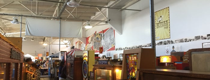 Musée Mécanique is one of SF Bucket List.
