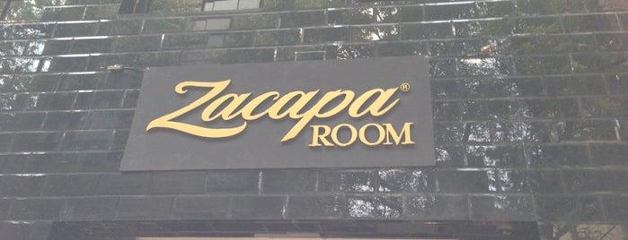 Zacapa Room is one of Dalia'nın Kaydettiği Mekanlar.
