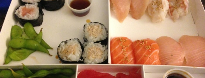 SUGARFISH by sushi nozawa is one of LA new.