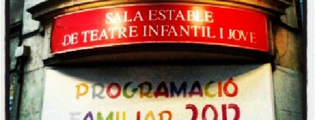 Jove Teatre Regina is one of I love go to the theatre.