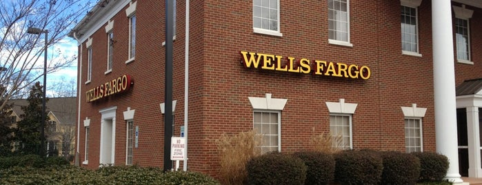Wells Fargo is one of Posti salvati di Joshua.
