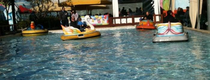 Kidom Allou Fun Park is one of Ifigenia: сохраненные места.