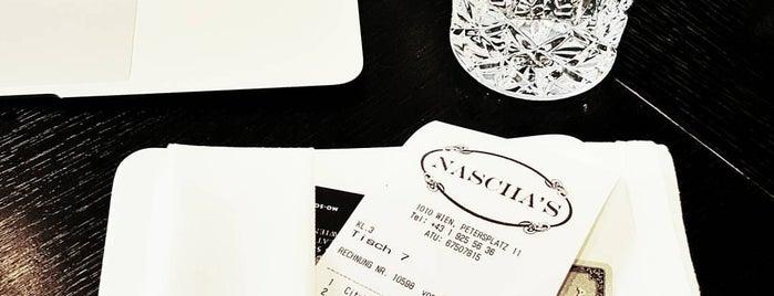 Nascha's is one of Anti-Schnitzel.