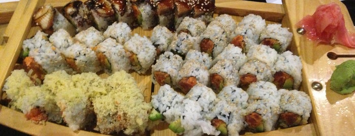 Sushi Cortaro is one of Posti che sono piaciuti a Heather.