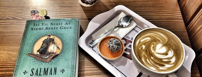 Red Eye Coffee Shop is one of Kahve(Ankara).