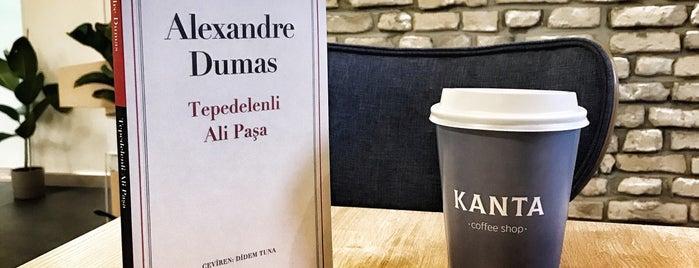 KANTA Coffee Shop is one of 📍ankara | GASTRONAUT'S GUIDE.