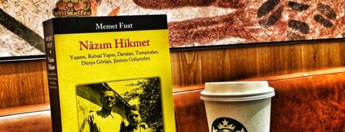 Starbucks Galleria is one of Lugares favoritos de Fatih.