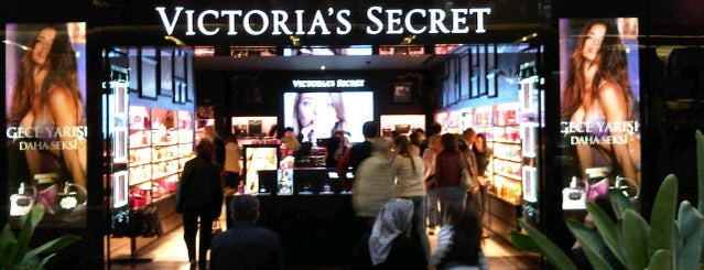 Victoria's Secret is one of Locais curtidos por Serhat.