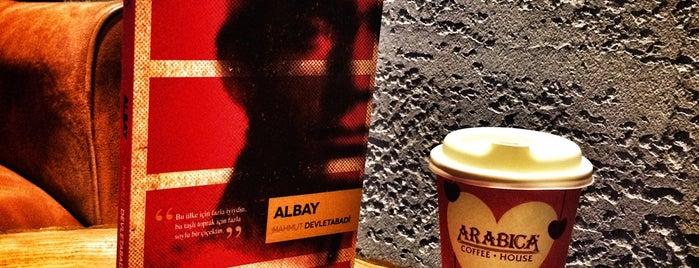 Arabica Coffee House Selanik is one of Lieux qui ont plu à Yusuf.