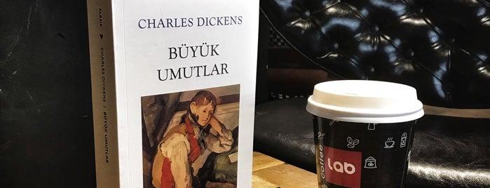 Coffee Lab is one of Berke'nin Beğendiği Mekanlar.