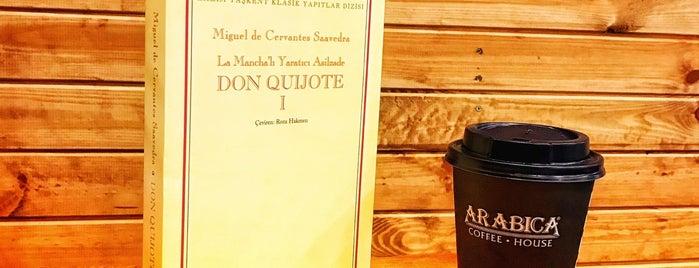 Arabica Coffee House is one of Kahve(Ankara).