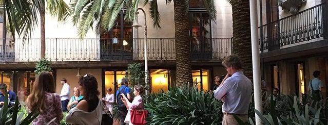 Ateneu Barcelonès is one of barcelona • art.