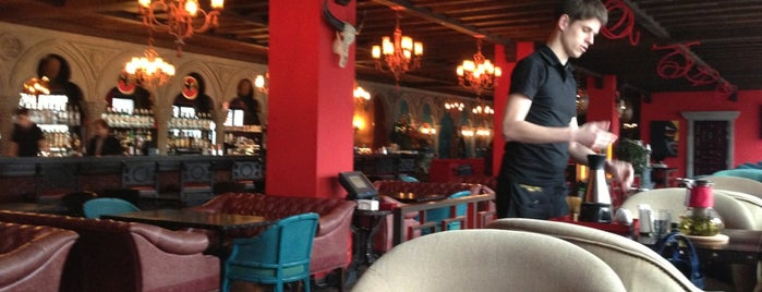 Touch Cafe is one of Kyiv.