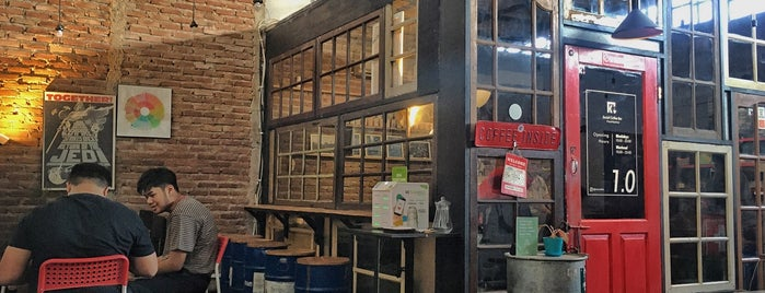 KOZI a Coffee Lab. is one of RizaL's Saved Places.