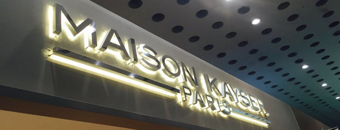 Maison Kayser is one of Lieux qui ont plu à Joe.