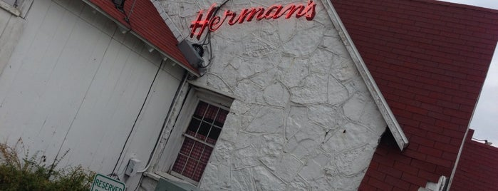 Herman's Ribhouse is one of Top Eats in Arkansas.
