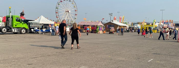 Red River Valley Fairgrounds is one of Fargo, ND Living.