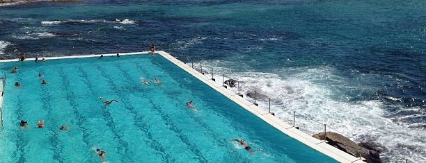 Bondi Icebergs is one of Down under? I hardly know her!.