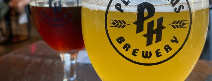 Pedal Haus Brewery is one of Wishlist: Breweries/Bars/Pubs.