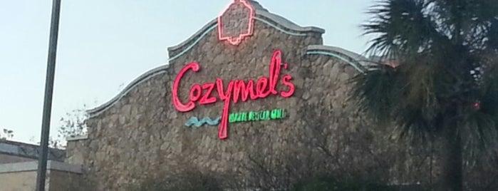 Cozymel's Mexican Grill is one of สถานที่ที่ Vince ถูกใจ.
