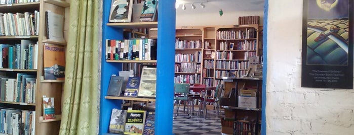 Black Cat Books and Coffee is one of New Mexico.