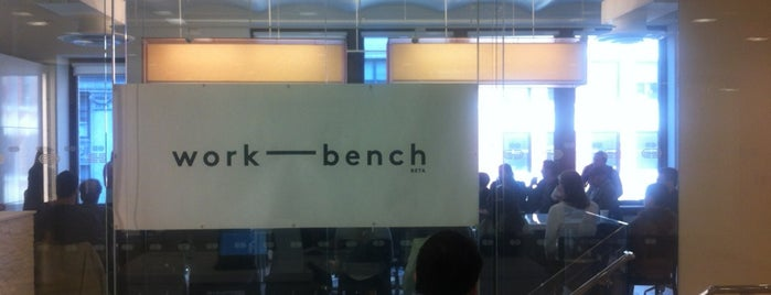 Work-Bench is one of Silicon Alley.