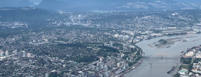 City of New Westminster is one of CANADA.