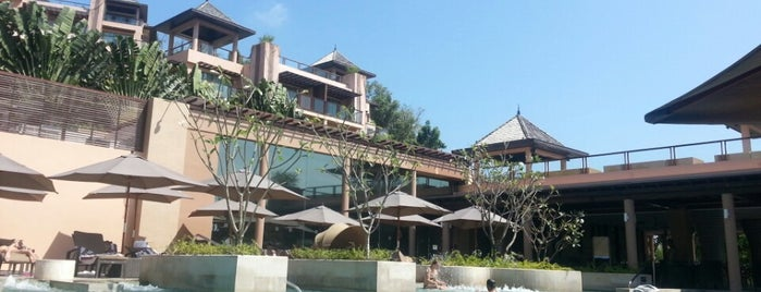 The Westin Siray Bay Resort & Spa is one of Orte, die Paolo gefallen.
