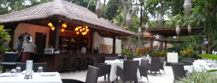 Arwana - The Laguna Resort & Spa, Nusa Dua is one of Eden for Tummy in Some-Called Paradise.