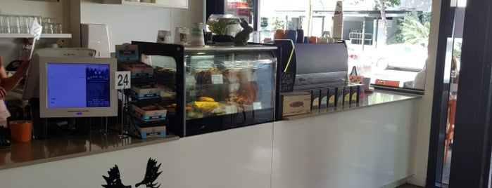 Born Wild - Wholefood and Espeesso is one of Townsville.