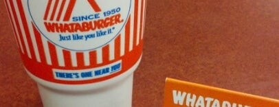Whataburger is one of Lieux qui ont plu à Anthony.