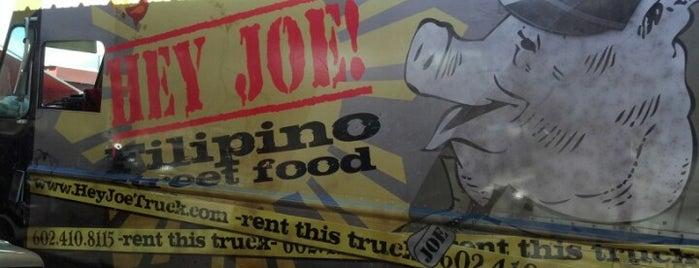 Hey Joe! Filipino Street Food is one of Phoenix Food Trucks.
