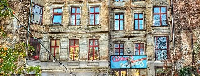 Clärchens Ballhaus is one of berlin.