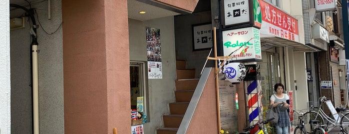 ヘアーサロン ロダン is one of Lugares favoritos de 高井.