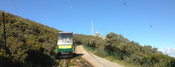 Flying Dutchman Funicular is one of Cape Town List.
