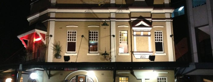 Rag and Famish Hotel is one of Sydney's Best Pubs.