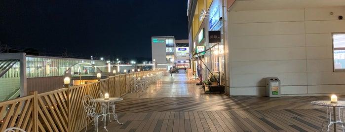 フレスポ若葉台EAST is one of 若葉台駅 | おきゃくやマップ.