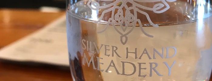 Silver Hand Meadery is one of สถานที่ที่ Tammy ถูกใจ.