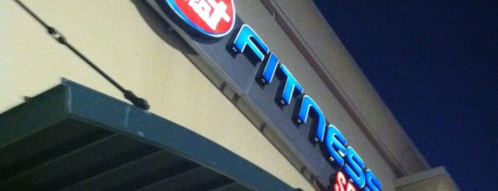 24 Hour Fitness is one of al's Liked Places.