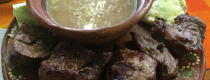La vaca Lupe is one of Tempat yang Disukai c.