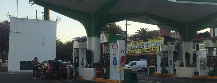 BP Tlalpan is one of สถานที่ที่ Sergio ถูกใจ.