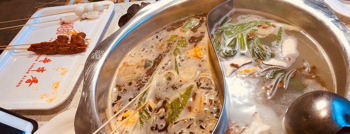 Yuan's Hot Pot Amsterdam Zuid 袁记串串香阿姆南区店 is one of TODO.