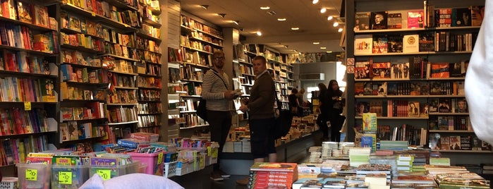 New English Bookstore is one of Amsterdam.