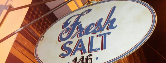 Fresh Salt is one of Bars To Try.