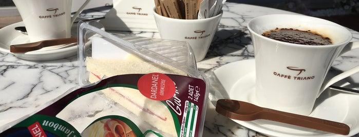 Caffe Triano Express is one of Lieux qui ont plu à R. Gizem.