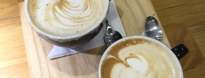 Origem Coffee Co. is one of Coffee & Tea.