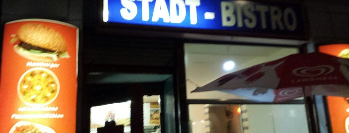 Stadt Bistro is one of สถานที่ที่ Oriol ถูกใจ.