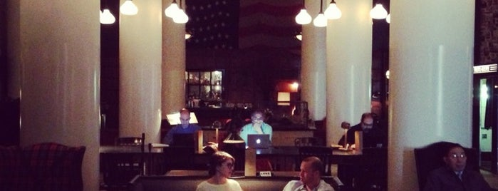 Ace Hotel Lobby Bar is one of All-time favorites in United States (Part 2).