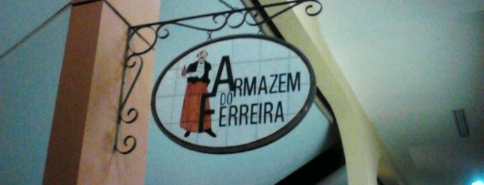 Armazém do Ferreira is one of Brasília Baby.